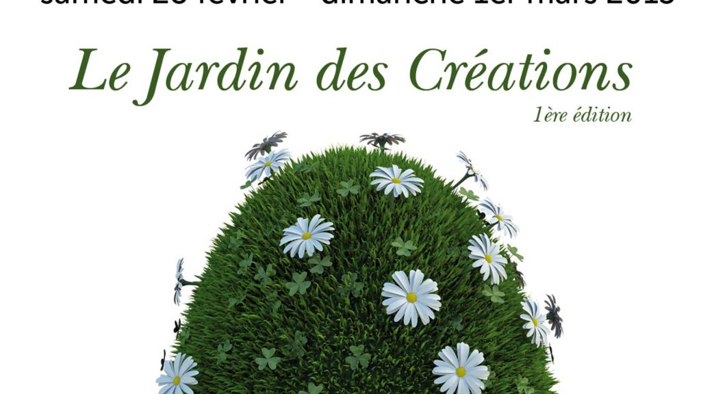 LE JARDIN DES CRÉATIONS