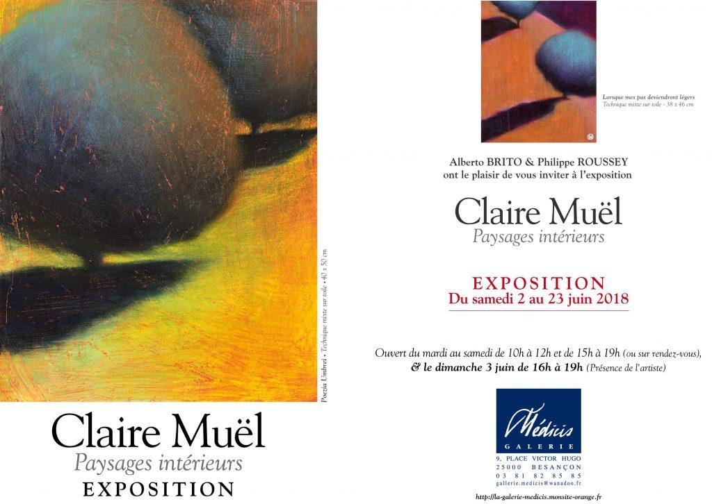 Claire Muël paysages intérieurs
