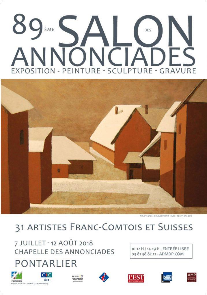 89e Salon des Annonciades