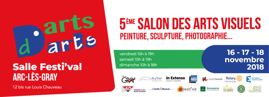 Salon D'ARTS D'ARTS 2018