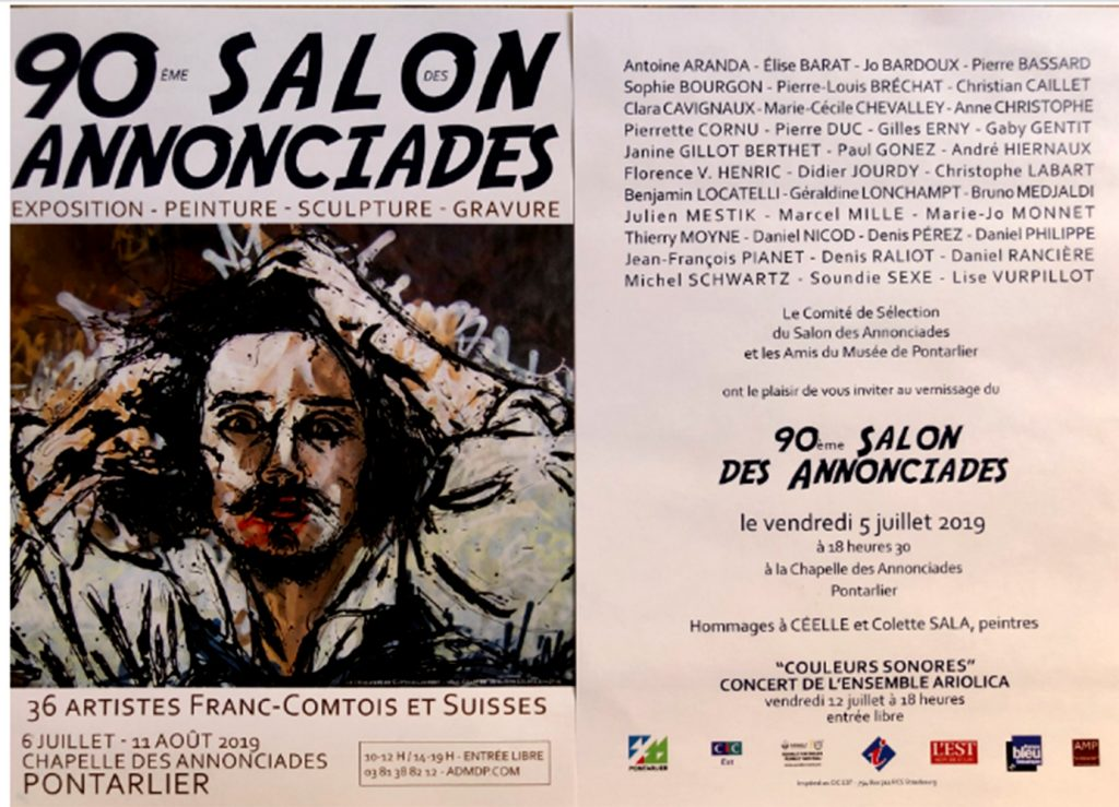 90e Salon des Annonciades