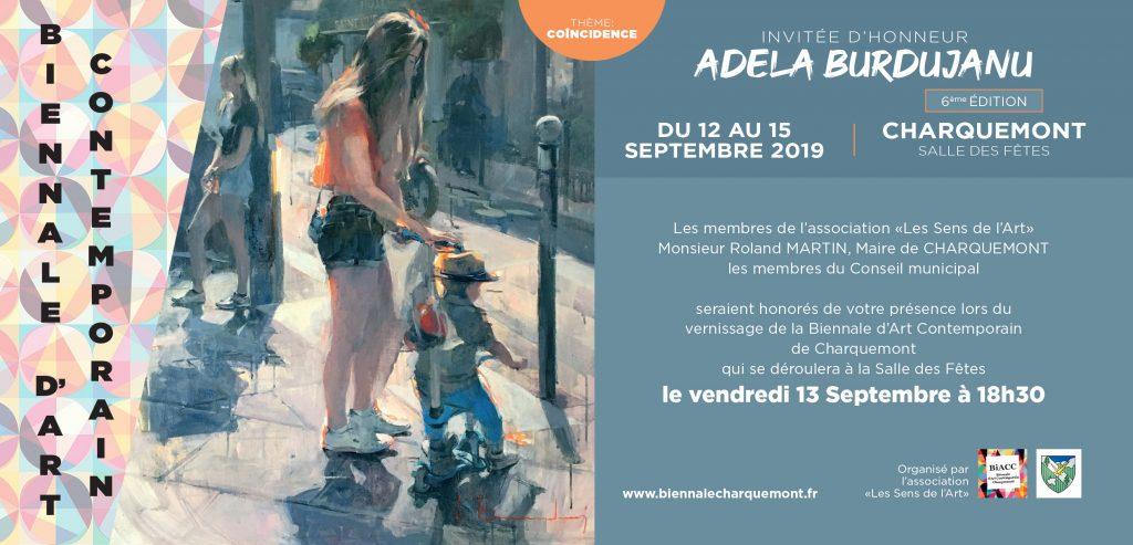 6e Biennale d'Art Contemporain de Charquemont