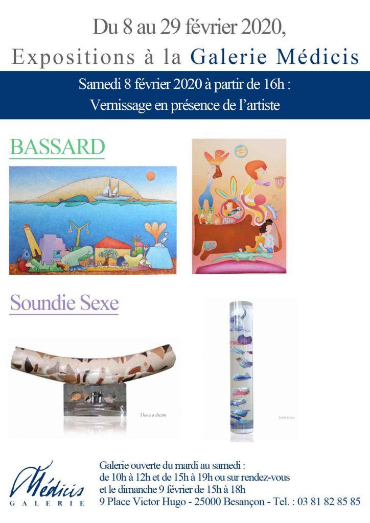 Pierre BASSART et Soundie SEXE
